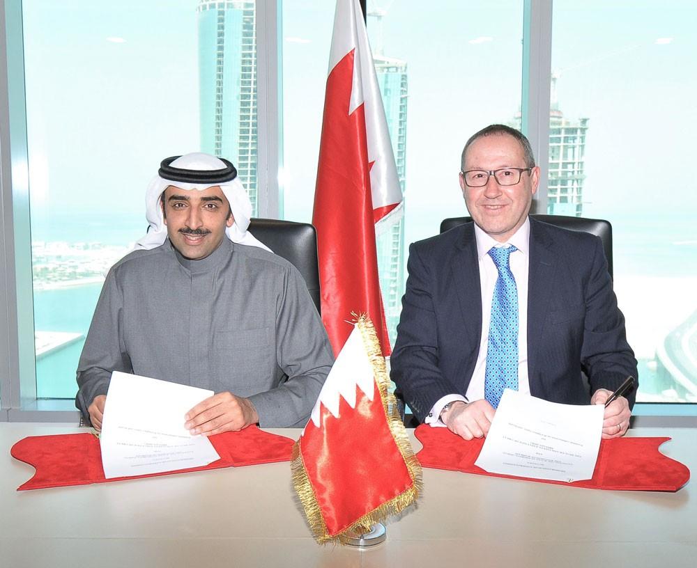 """""""النفط والغاز"""" توقع مذكرة تعاون مع المجلس البريطاني للصحة والسلامة"""