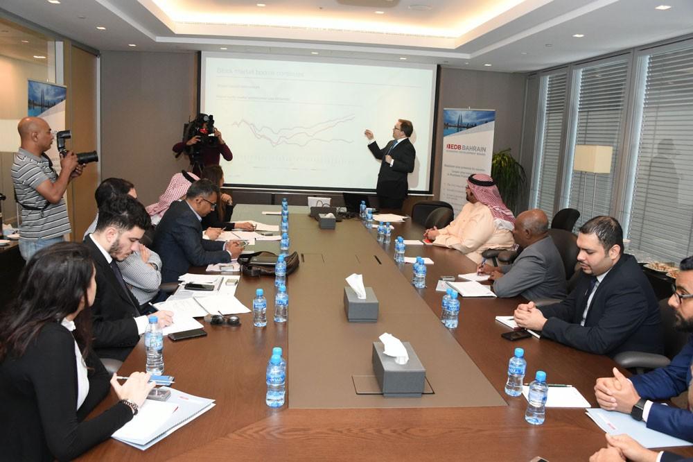 القطاع غير النفطي في البحرين يفوق التوقعات ويحقق نمواً بنسبة 4.8%