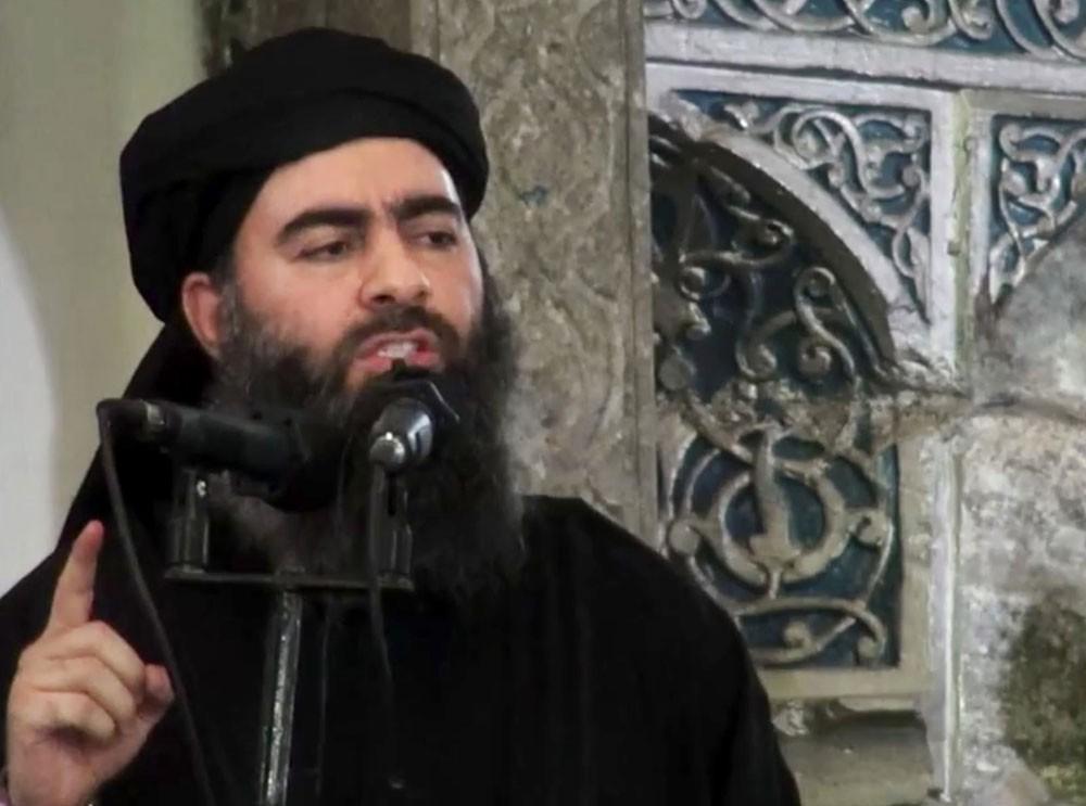 """مسؤول استخباراتي عراقي """"يكشف"""" مصير البغدادي"""