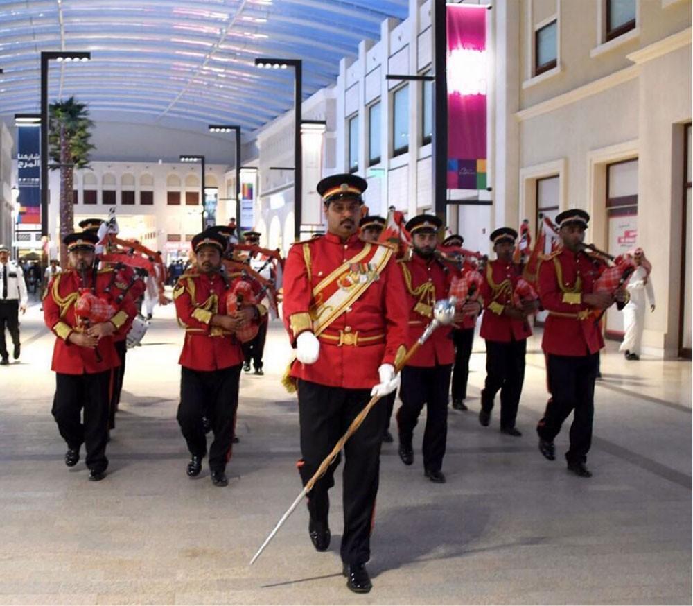 الأفنيوز تحتفل بالذكرى السنوية الخمسين لقوة الدفاع البحرين