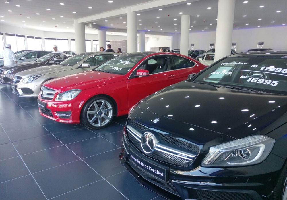 شركة الحداد للسيارات تكشف عن معرض مرسيدس-بنز المعتمد للسيارات المستخدمة بحلته الجديدة.