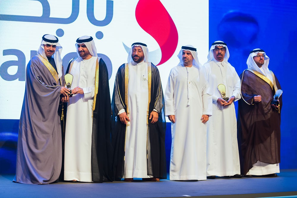 تكريم بابكو ضمن الفائزين بجائزة الشارقة للتميز الاقتصادي لأفضل 10 منشآت خليجية
