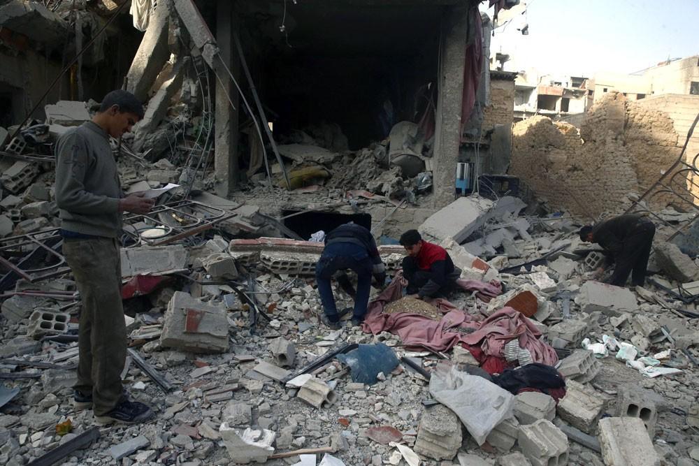 الأمم المتحدة: الأوضاع بسوريا ساءت بعد الدعوة للهدنة