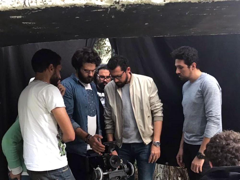 أحمد المرسي يقدم ورشة عمل متقدمة للمصورين مع كايرو ميديا سكول
