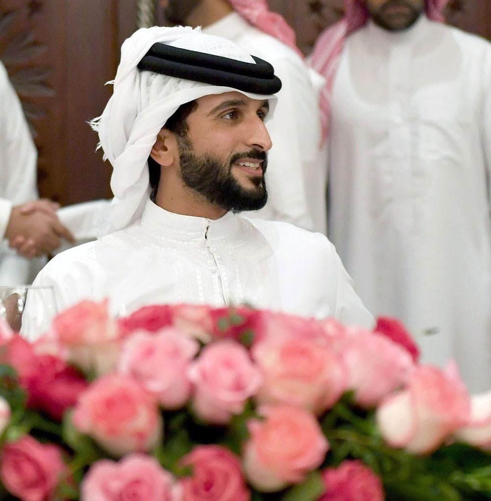 ناصر بن حمد يهنئ القيادة بتحقيق المركز الاول في البطولة العربية للسيدات