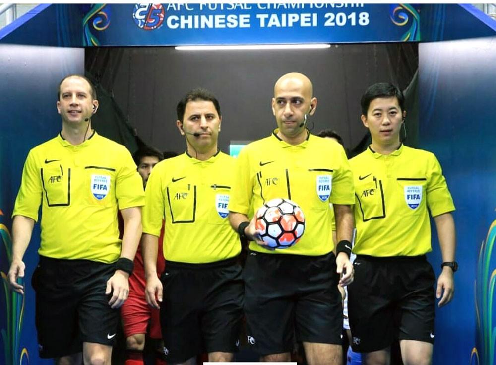 البحار يدير نهائي كأس آسيا لكرة الصالات