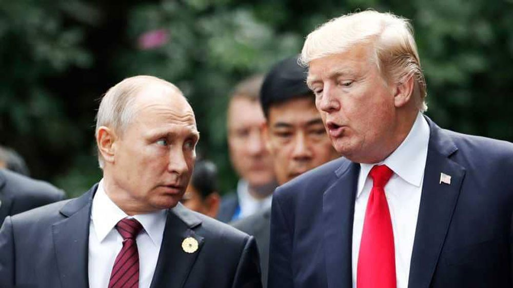 بوتن يبحث مع ترامب النزاع الإسرائيلي الفلسطيني