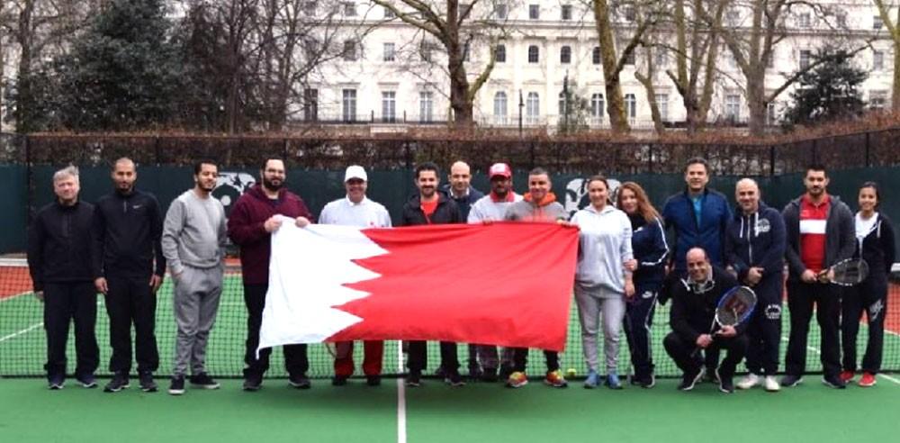 سفارة البحرين لدى المملكة المتحدة تحتفل باليوم الرياضي