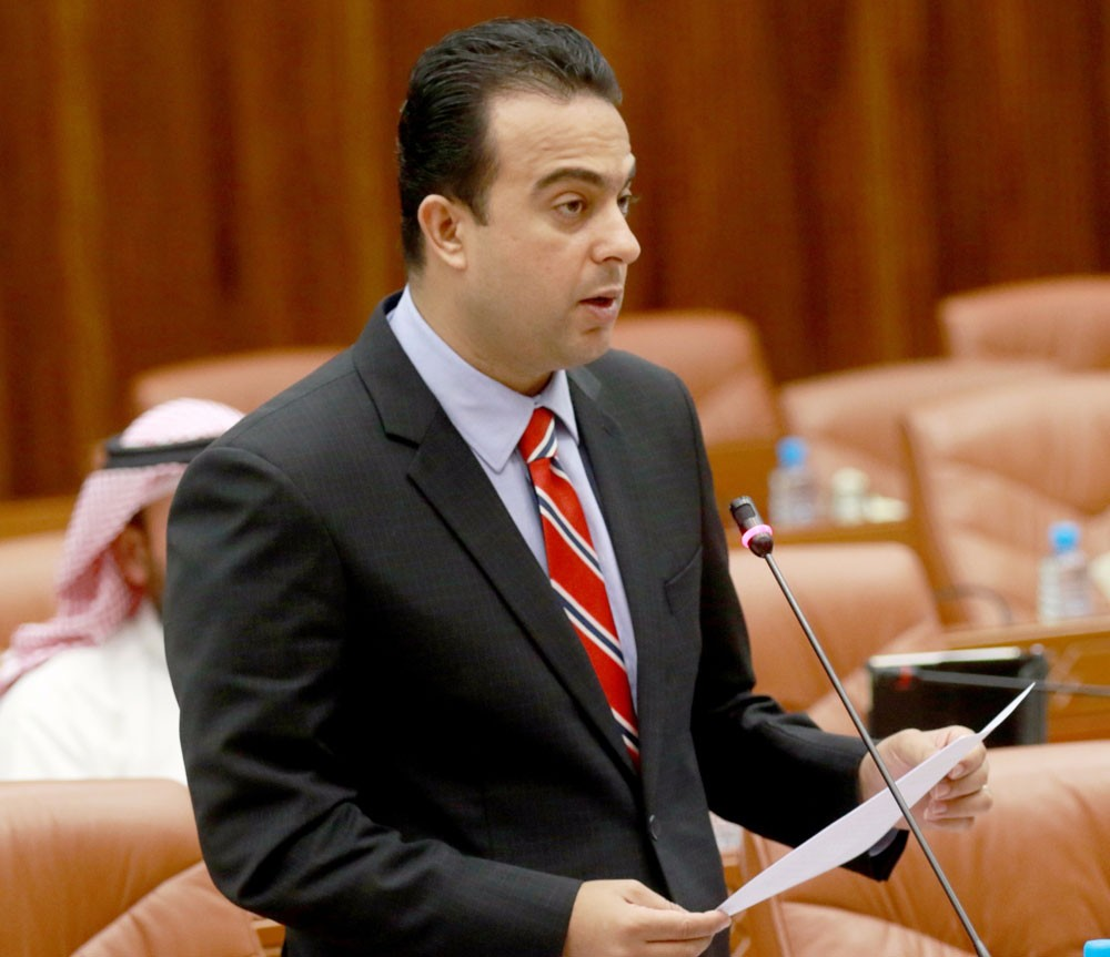 النائب العرادي:مبادرة الميثاق رؤية ملكية حكيمة فتحت أبواب الديمقراطية أمام البحرين