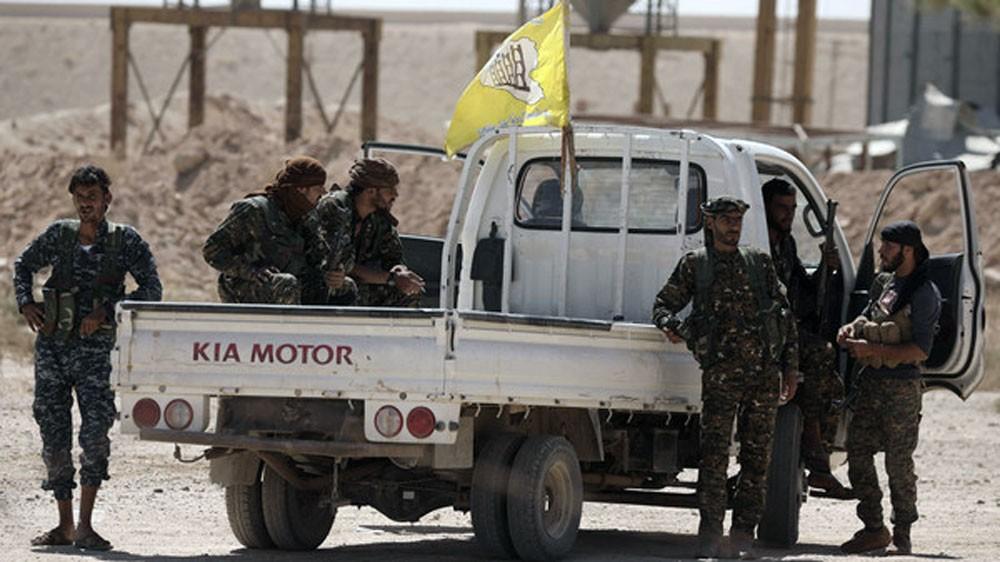 أميركا تضخ مالا في شرايين الوحدات الكردية.. وتركيا تحذر