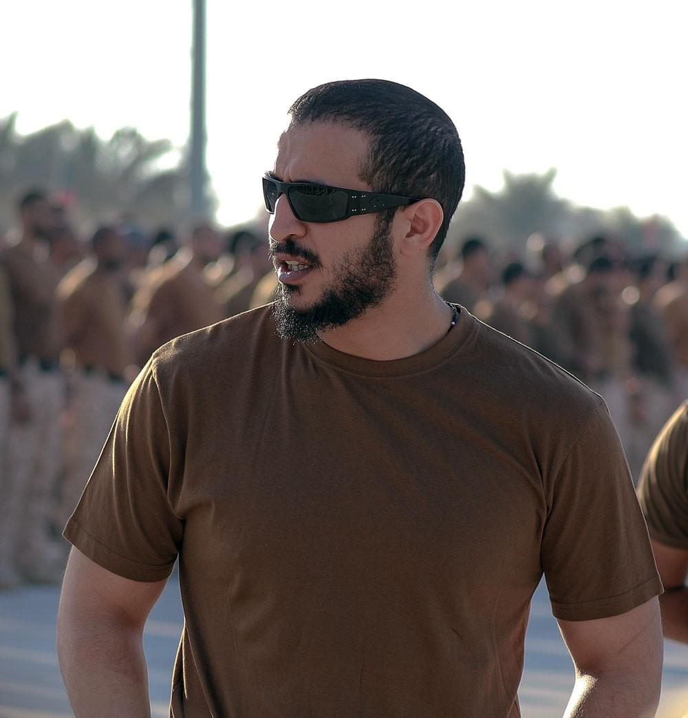 خالد بن حمد يهنئ ناصر بن حمد بمناسبة نجاح فعاليات #يوم_البحرين_الرياضي
