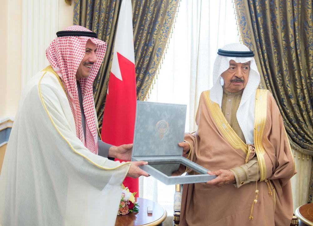 رئيس الوزراء: العلاقات مع الكويت تشكل نموذجا لما يجب أن تكون عليه العلاقات بين الاشقاء