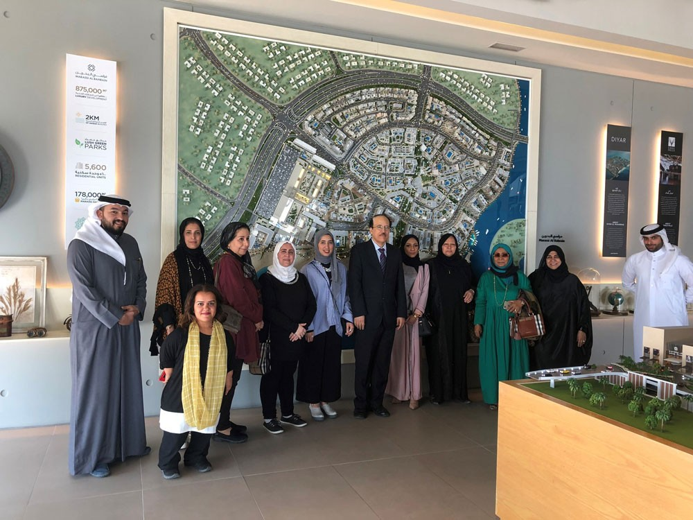 """مراسي البحرين تستضيف فعالية """"جمعية البحرين للصحة الإنجابية وتنظيم الأسرة"""""""