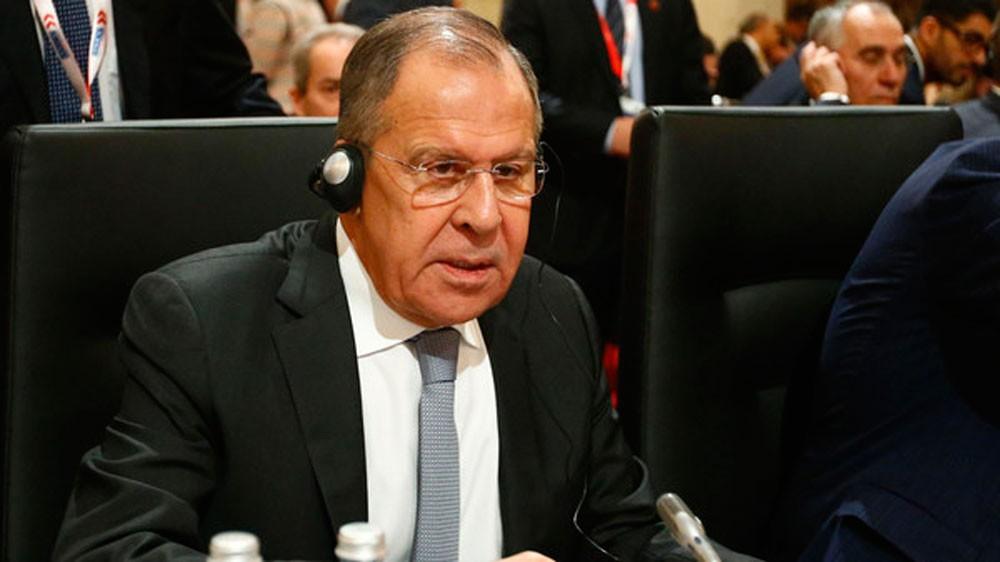 لافروف: أميركا تتصرف بشكل منفرد وخطير في سوريا