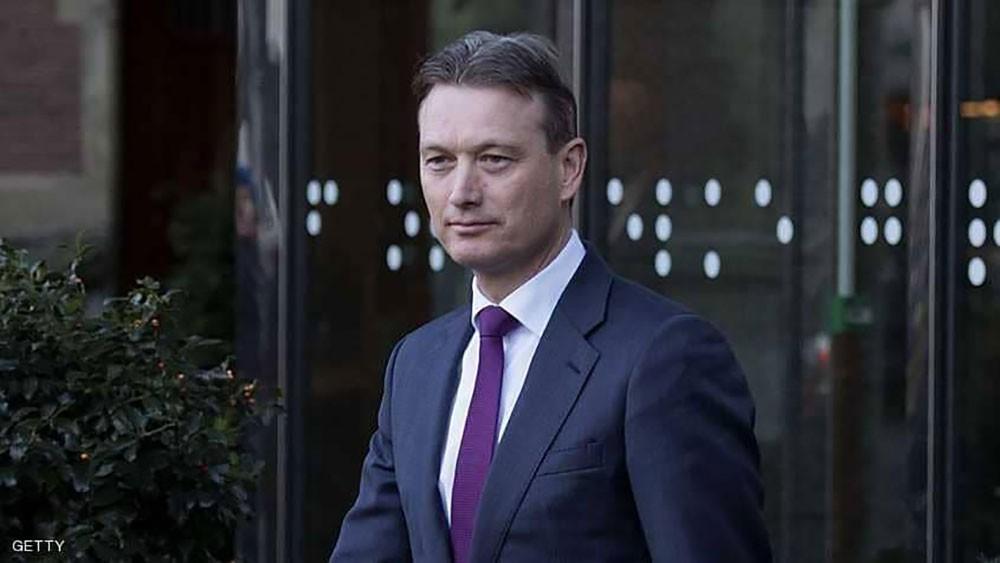 استقالة وزير خارجية هولندا بسبب كذبة بشأن بوتن