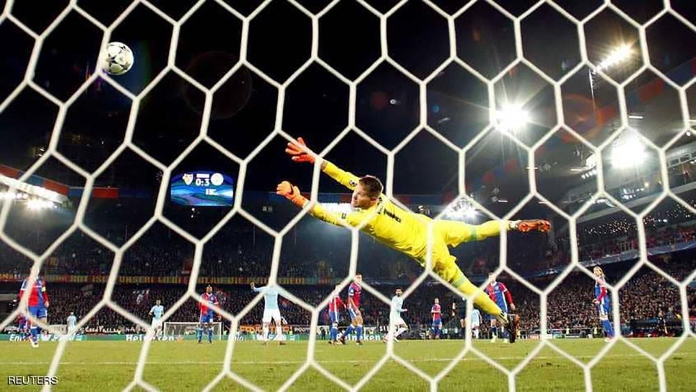 مان سيتي يقسو على بازل ويضع قدما في ربع نهائي أبطال أوروبا
