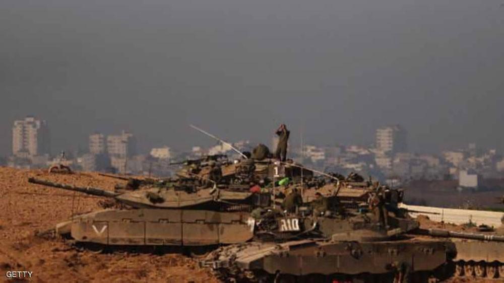 إصابة 4 جنود إسرائيليين بانفجار على حدود غزة