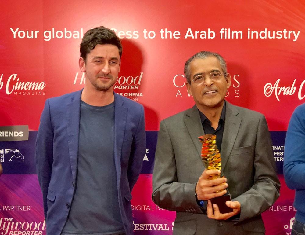 دبي السينمائي الدولي يقدَّر لإنجازاته في تطوير السينما العربية