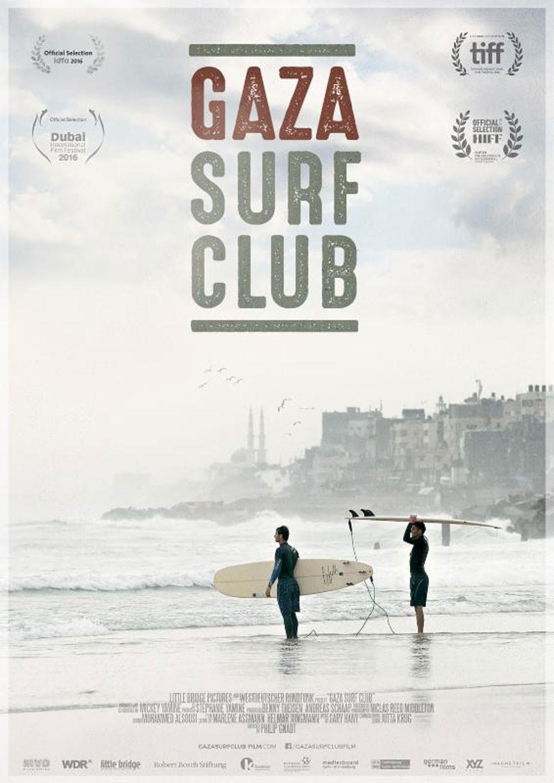 """الوثائقي الطويل """"غزة سِرف كلوب"""" ينطلق في الكويت بدءً من 1 مارس"""