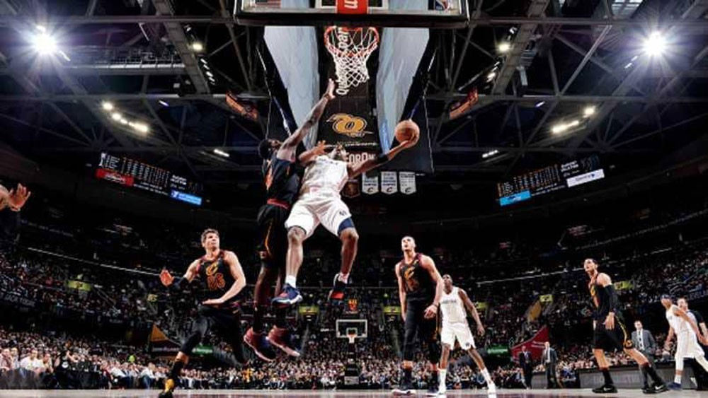 كافاليرز يسقط أمام ويزاردز في دوري السلة الأميركي