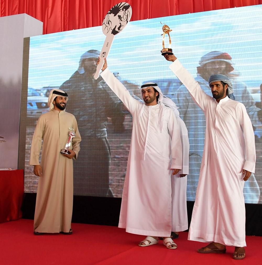 خليفة القعود: رعاية ودعم ناصر بن حمد ساهمت بتنظيم مثالي للمسابقة