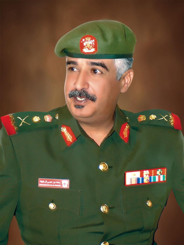 سمو رئيس الحرس الوطني يهنئ سمو الشيخ خالد بن حمد آل خليفة