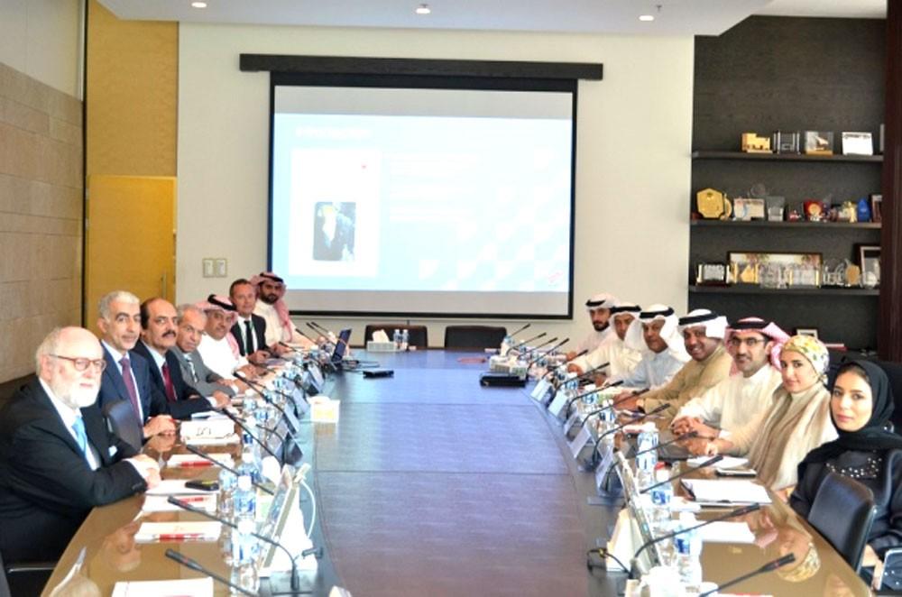اللجنة الوطنية لحوكمة المعلومات المكانية الجغرافية تعقد اجتماعها الثاني
