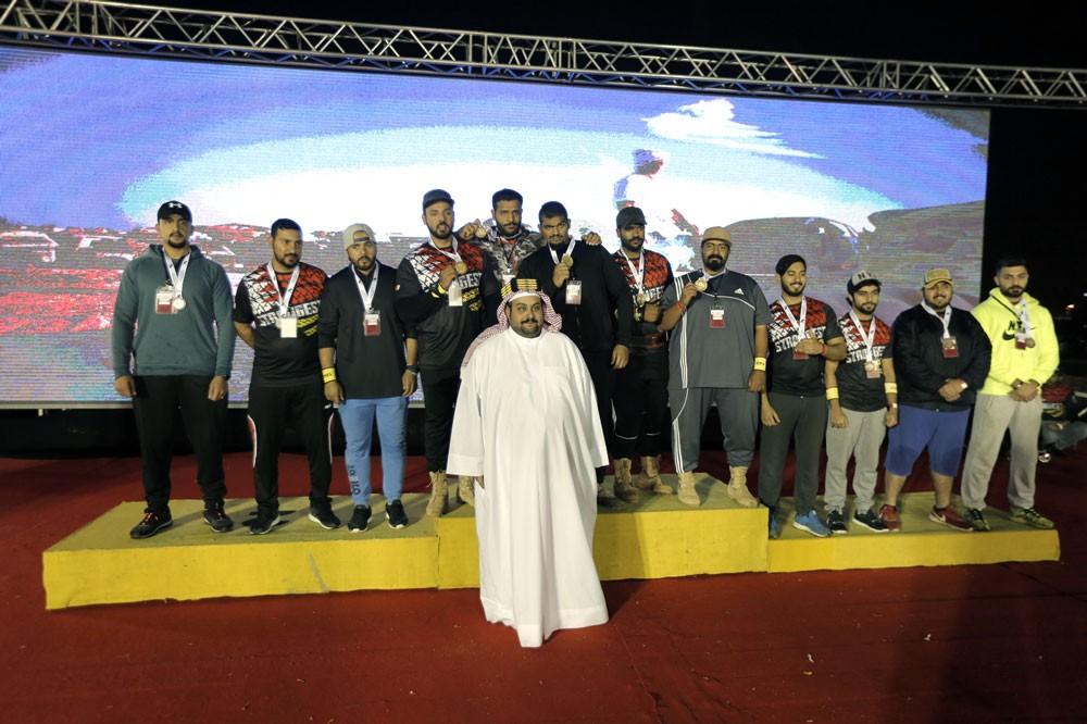 خالد بن حمد يوجه اللجنة المنظمة العليا للإعداد للنسخة القادمة لبطولة #أقوى_رجل_بحريني