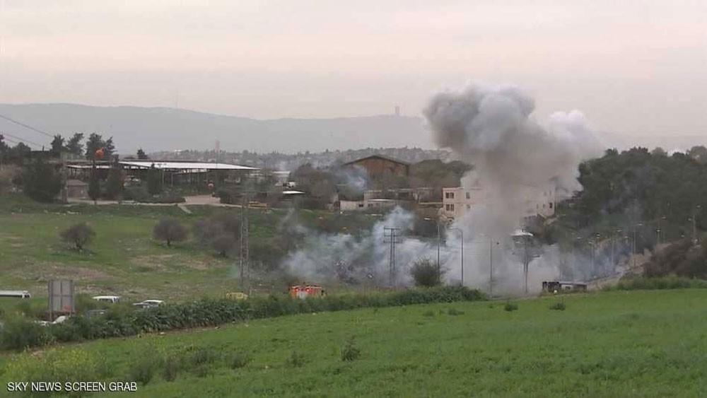 إسرائيل تعلن نتائج التحقيق في سقوط طائرتها بسوريا