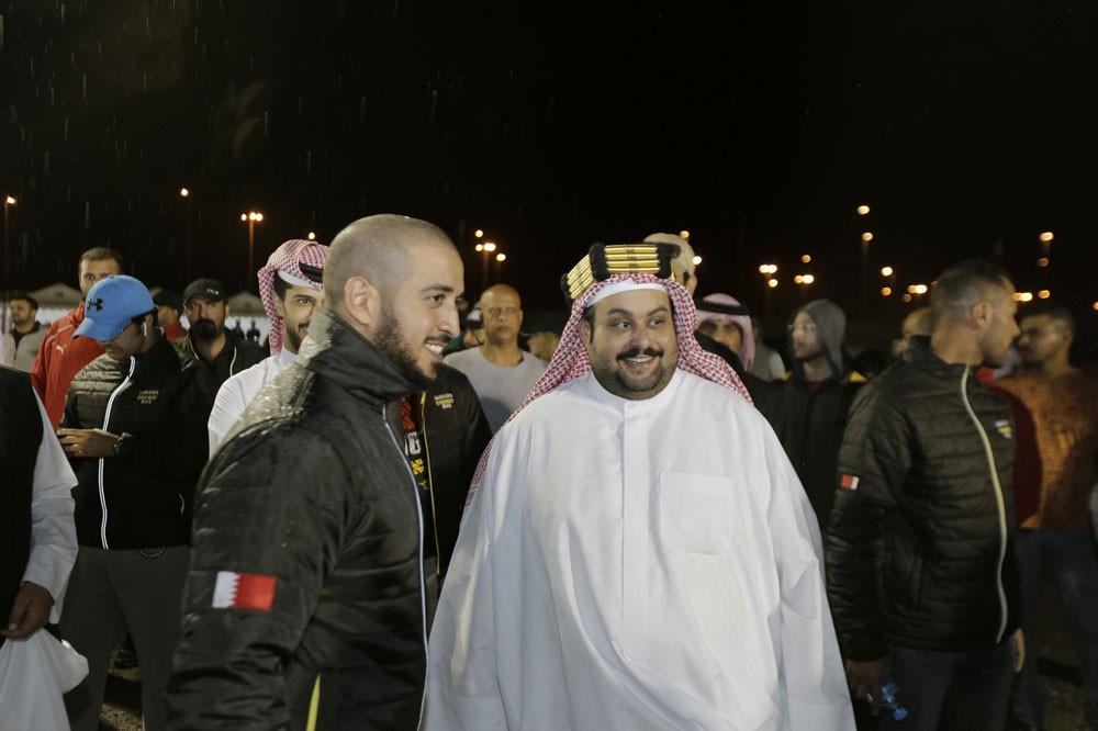 رئيس هيئة السياحة والمعارض يشيد بجهود سمو الشيخ خالد بن حمد