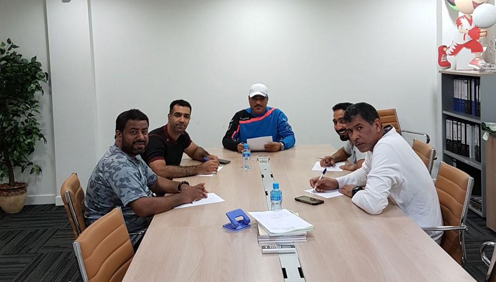 مجلس شواطئ الطائرة يرشح علي جعفر لقيادة المنتخب