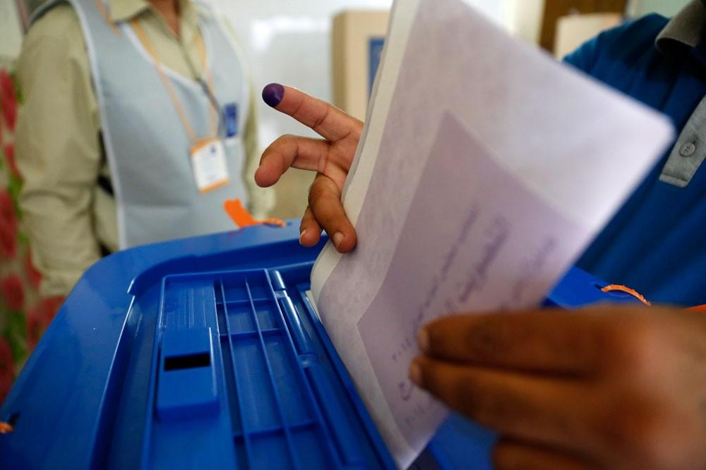 2.5 مليون نازح عراقي قد يحرمون من المشاركة بالانتخابات