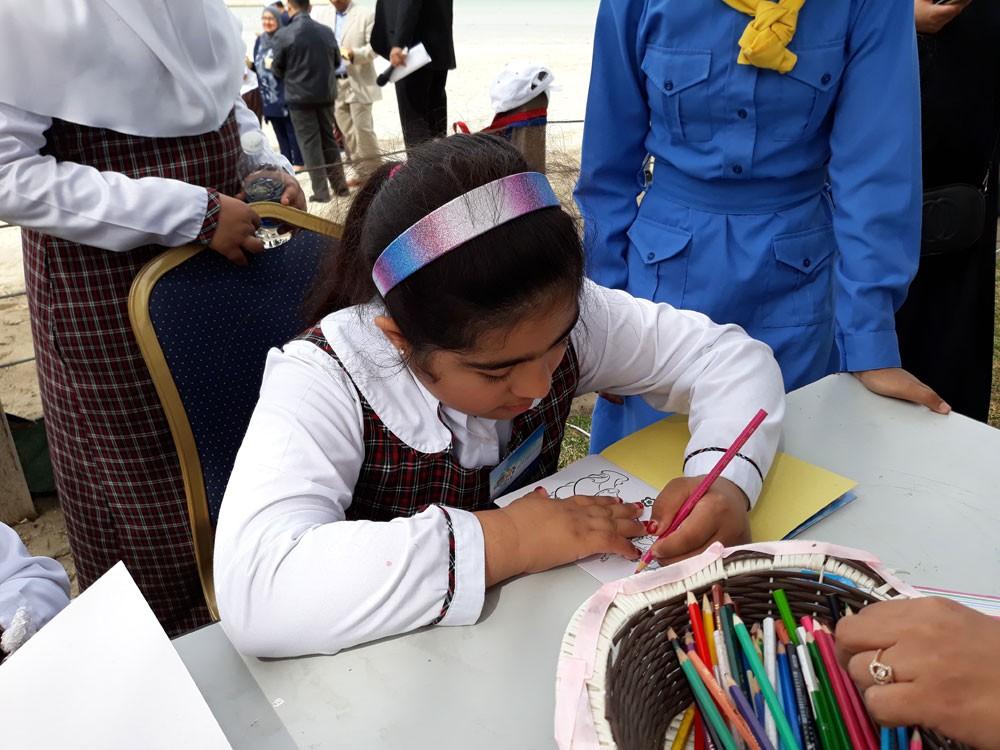 """""""التربية"""" تنظم ملتقى الطفولة السابع للطلبة ذوي الاحتياجات الخاصة"""