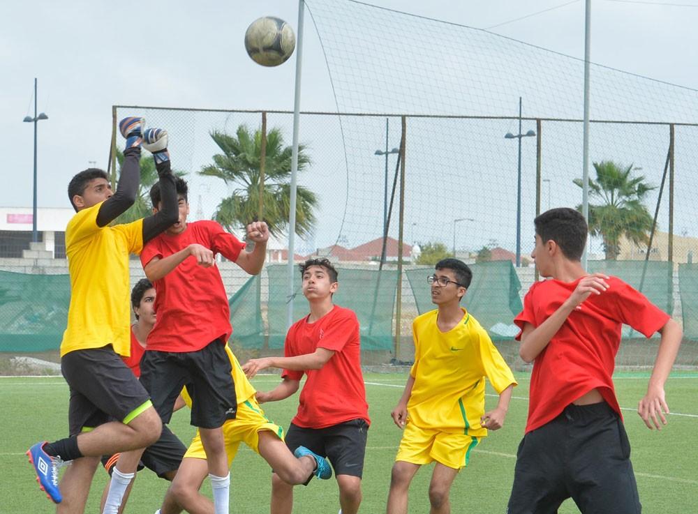 حميدان: تسجيل 3204 طالب وطالبة يمثلون 57 مدرسة بالأولمبياد المدرسي الخامس