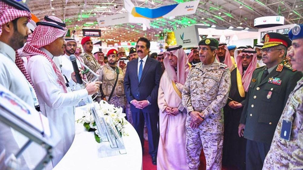 """بشعار """"صناعتنا قوتنا"""" .. تعرف على أكبر معرض عسكري سعودي"""