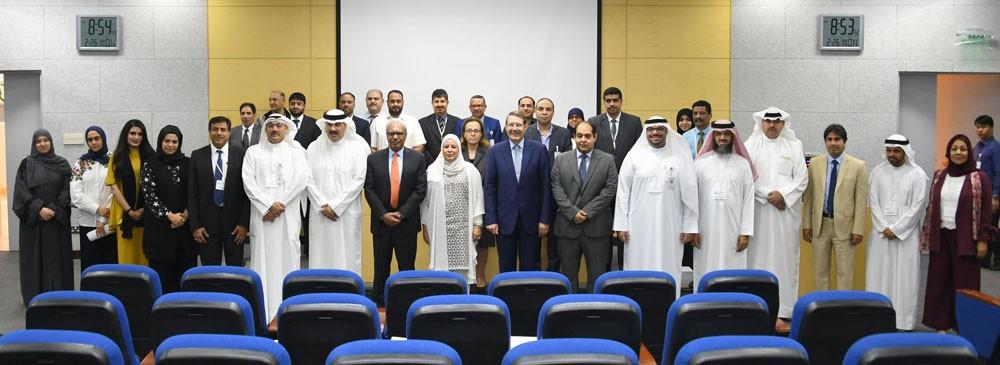 افتتاح ورشة عمل لخطة سلامة المياه الوطنية بجامعة الخليج العربي