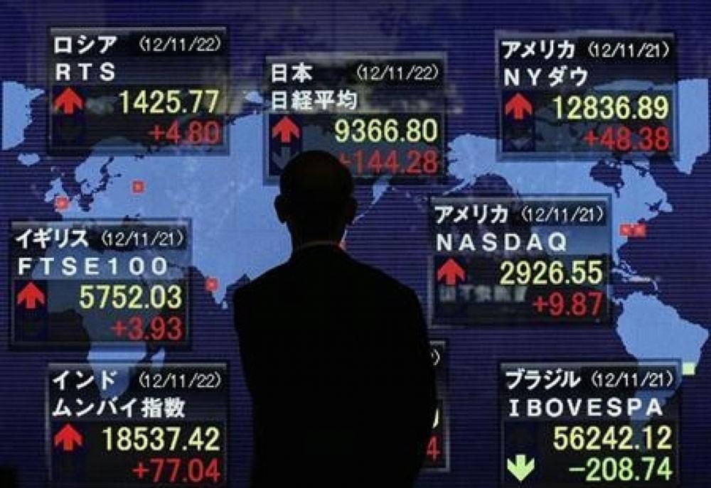 ارتفاع الأسهم اليابانية في جلسة التعاملات الصباحية ببورصة طوكيو