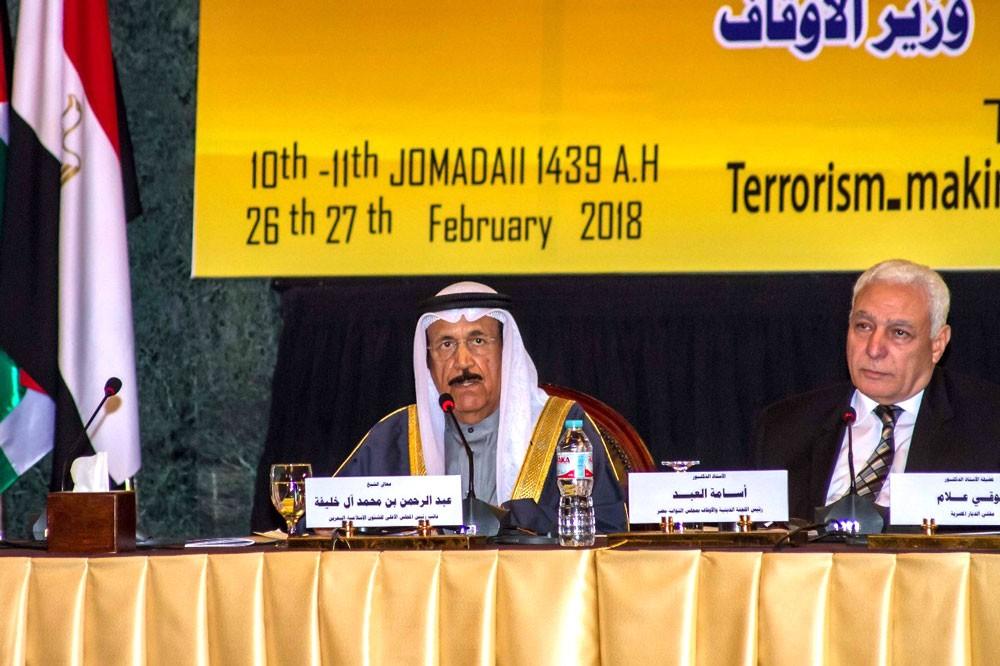 عبدالرحمن بن محمد: الإرهاب مصدر خطير لهدم الدين والدولة والقيم والإنسان