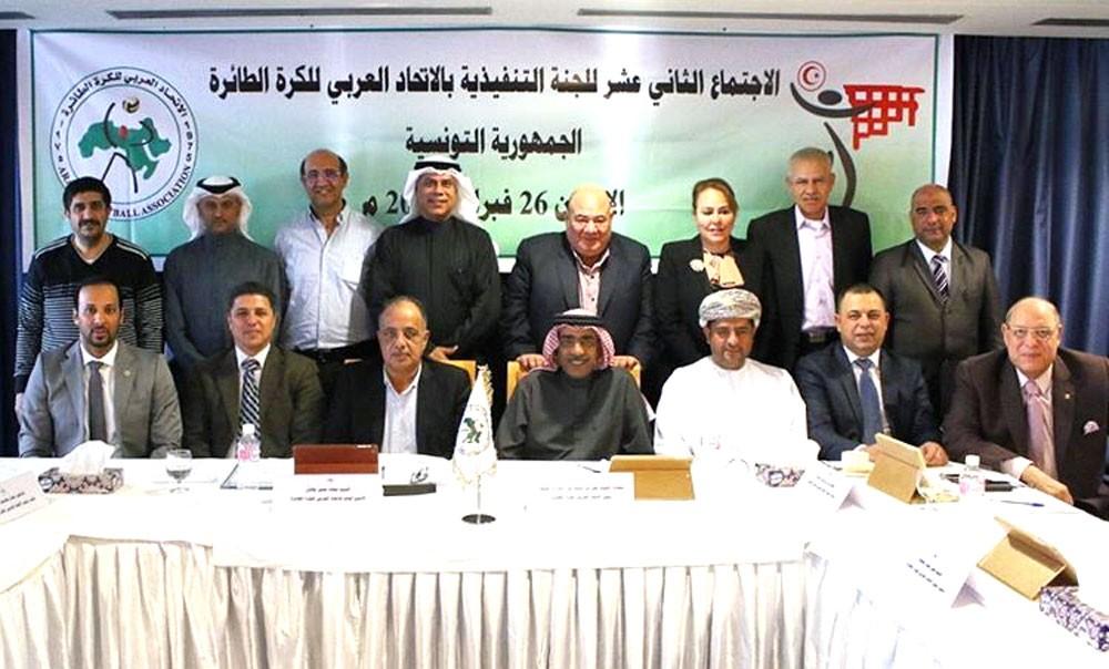 تونس تحتضن بطولة أندية الرجال 2019 واستحداث بطولة للناشئات