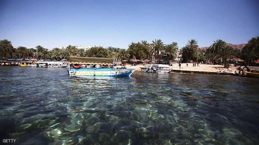 """الكشف عن آثار """"ميناء آيلة"""" قرب العقبة"""