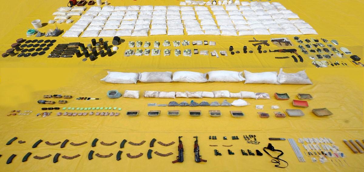 """""""الداخلية"""": القبض على 116 عنصرا ينتمون إلى تنظيم إرهابي واحد"""