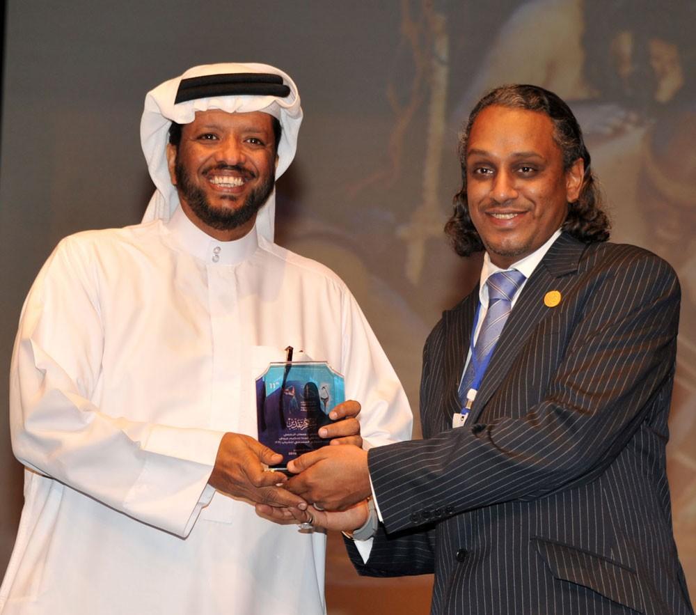 حضور بحريني في أيام الشارقة المسرحية