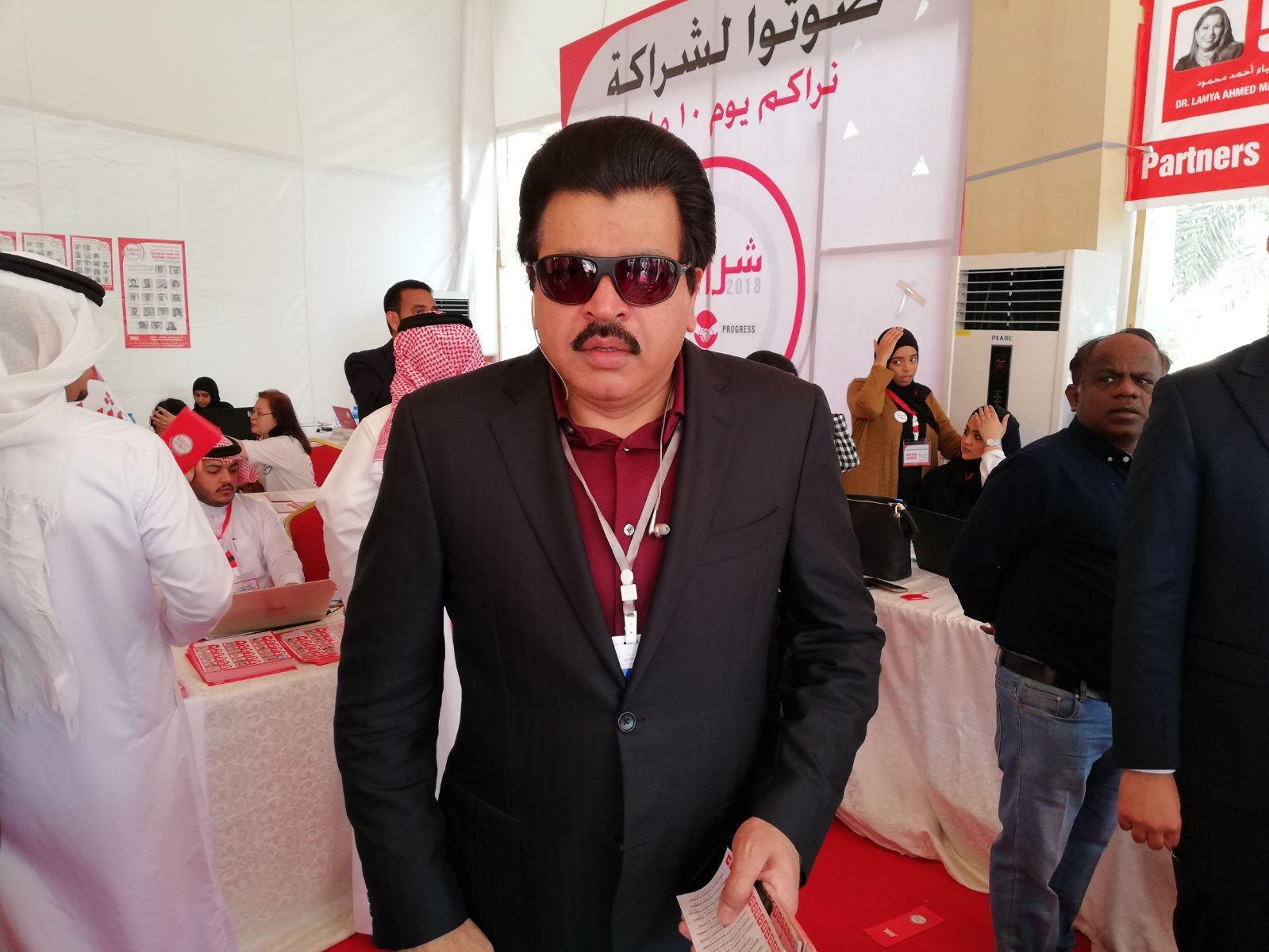 خساره غير متوقعه لمحمد ساجد رغم كثافة المشاركة الاسيوية