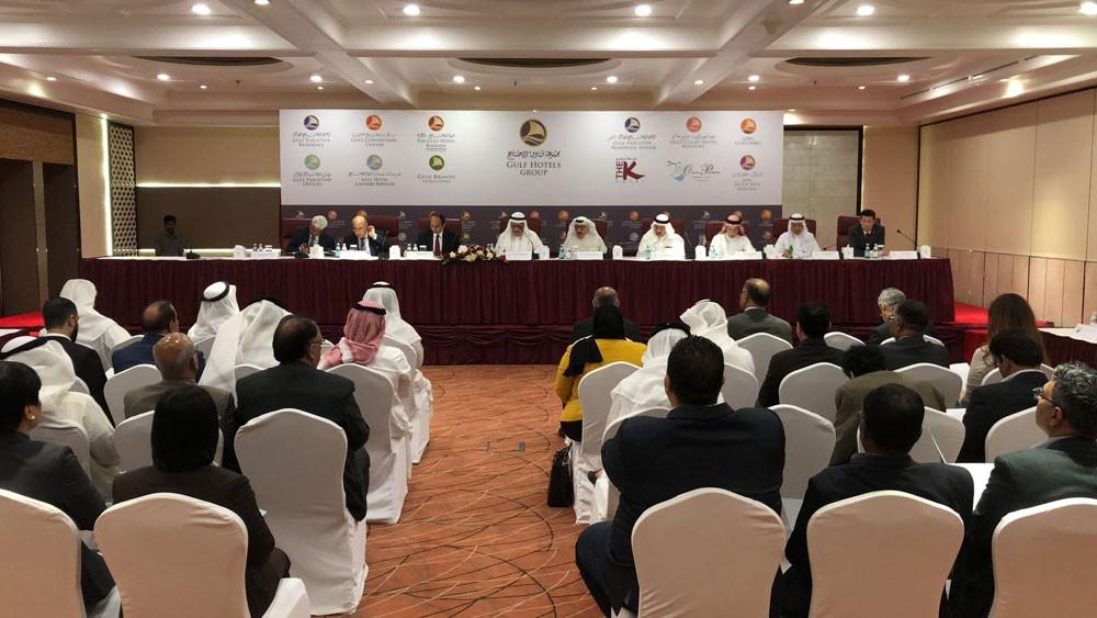 """عمومية """"فنادق الخليج"""" تقر توزيع أرباح بنسبة 30%"""