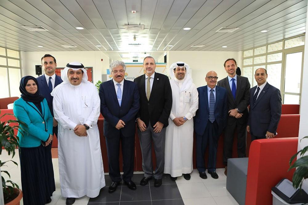 الأمم المتحدة تفتتح مختبراً رقمياً في جامعة البحرين