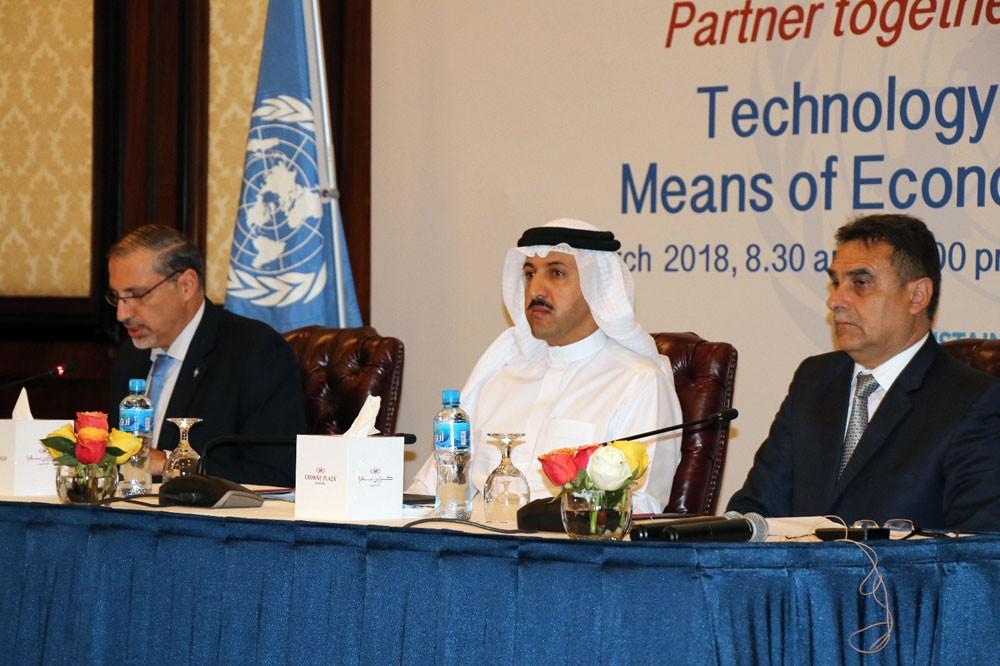 الأمم المتحدة ومركز دراسات والاسكوا تطلق ورشة مشتركة حول التكنولوجيا والابتكار