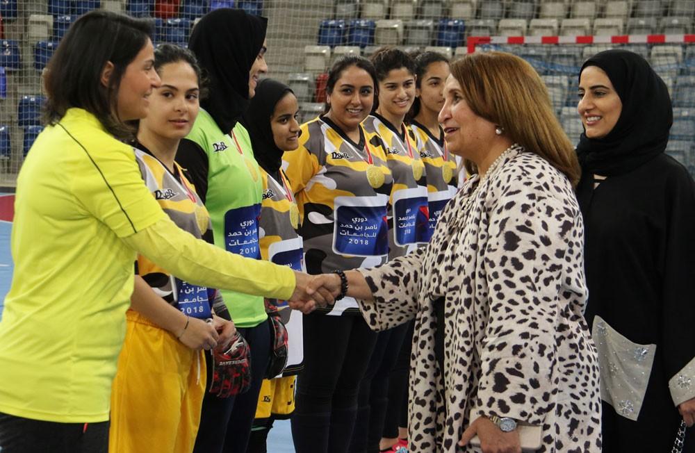 حياة بنت عبدالعزيز: الدوري إثراء للحركتين الشبابية والرياضية بالمملكة