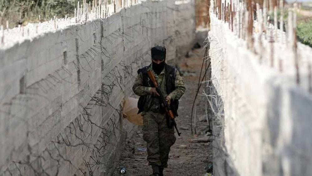 الحرس الجمهوري السوري يدخل جنوبي عفرين