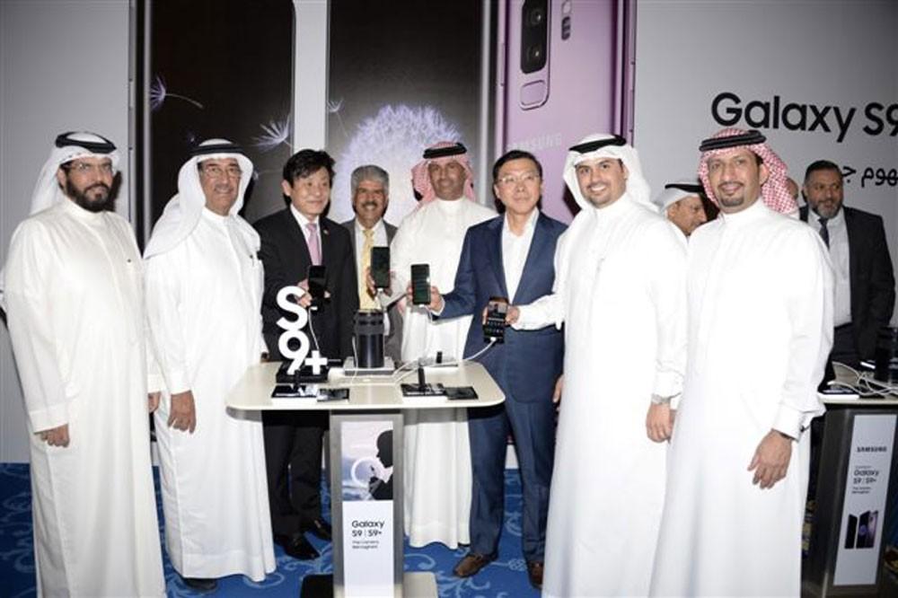سامسونج تحتفل بإطلاق هواتف سامسونج جالاكسي S9 و+ S9 بالبحرين