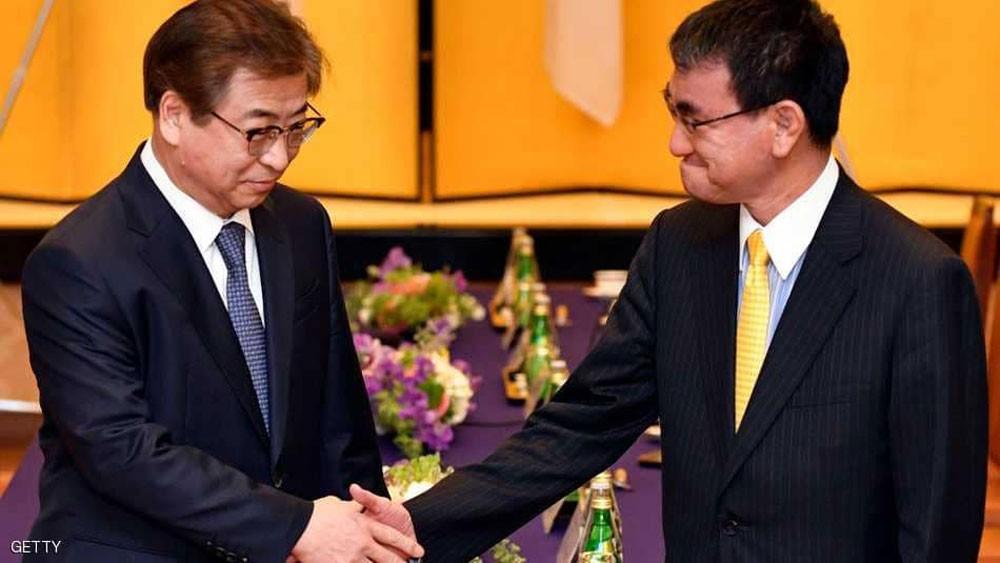 """اليابان سعيدة بـ""""المعجزة"""" في شبه الجزيرة الكورية"""